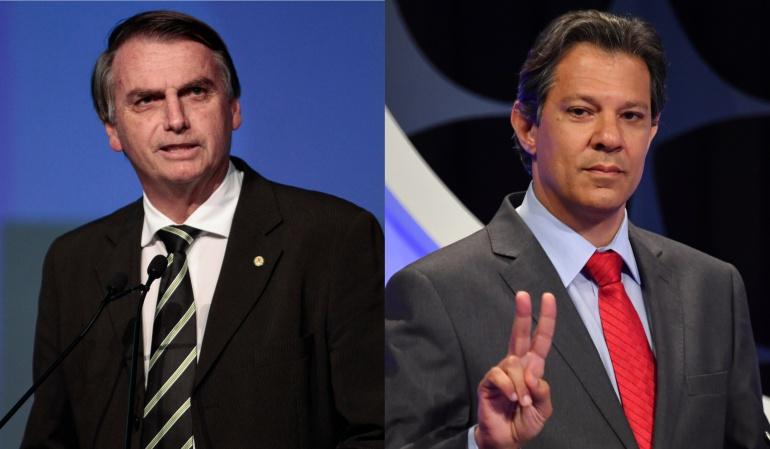 Primera vuelta: Elecciones Presidenciales en Brasil